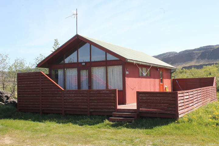 Svartagil, Básar 4, West Iceland
