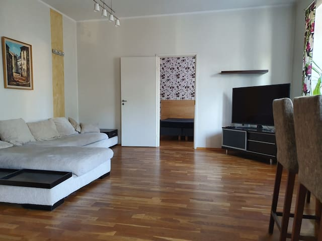 2-Room Downtown Apartment