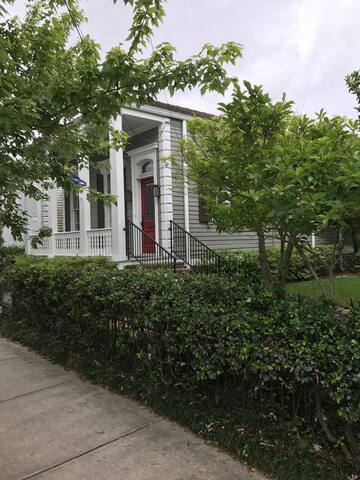 Modern Creole Cottage - Uptown - New Orleans - Haus