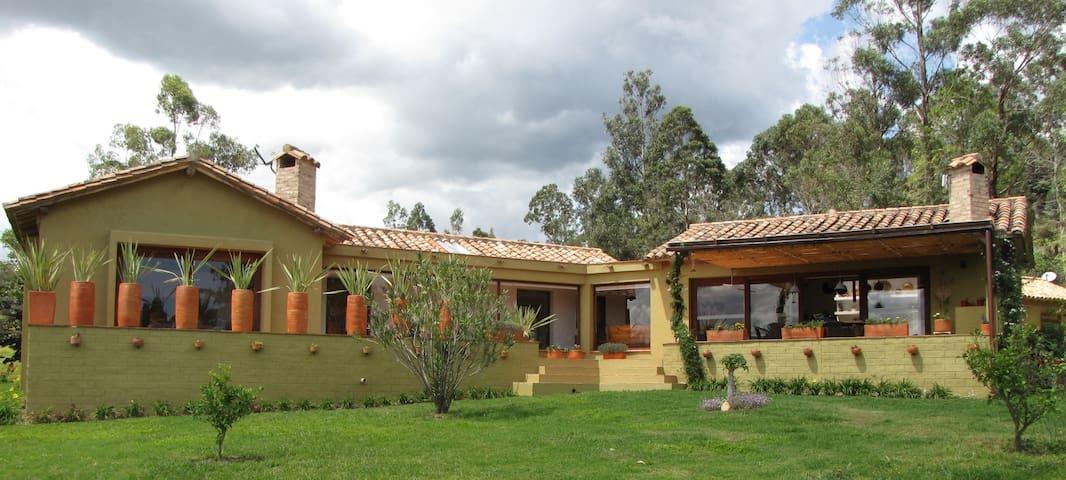 Casa del Viento, Villa de Leyva. - Villa de Leyva - 別荘