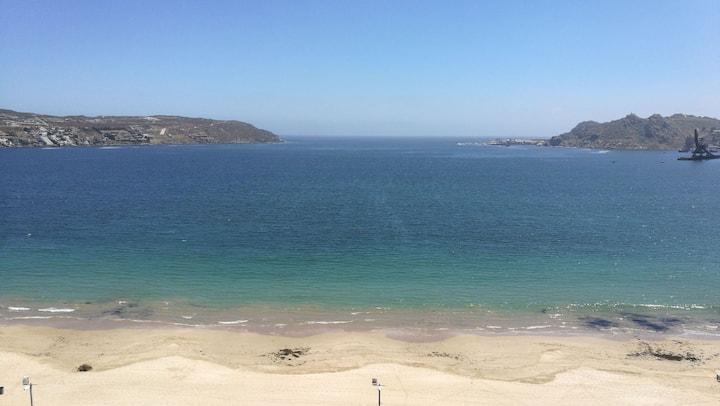 Depto. Plena Playa La Herradura-Coquimbo, Bello!