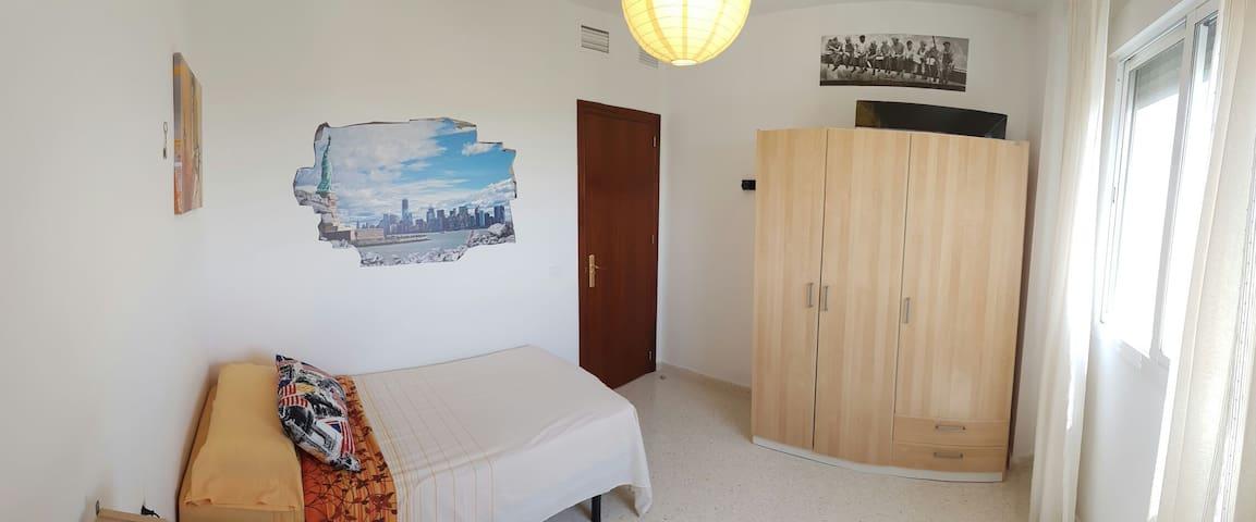 Habitación individual en Sevilla - Sevilla - Apartment