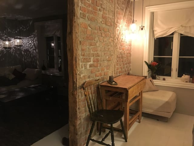 Unique, classy, cosy apartm in town - Tønsberg - Appartement