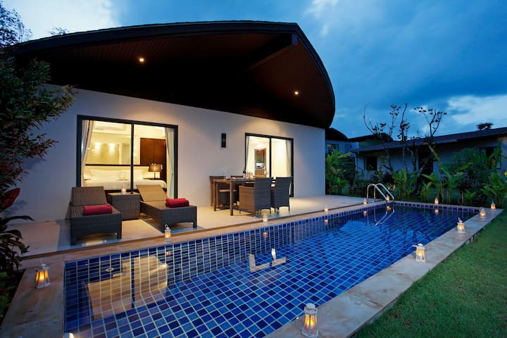 Coconut Island 2 Bedroom Sea View Pool Villa