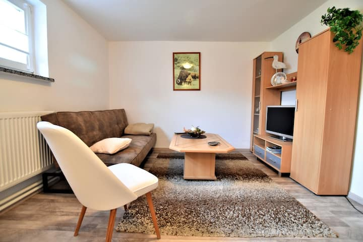 Luxurious Apartment in Gägelow with Garden