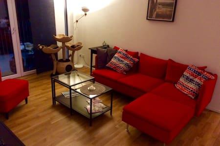 Topmoderne 4.5 Zi-Wohnung, 21 min zum HB Zürich - Lenzburg - Apartmen perkhidmatan