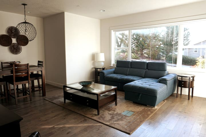 Spacious Modern Condo Close To Downtown/Parks