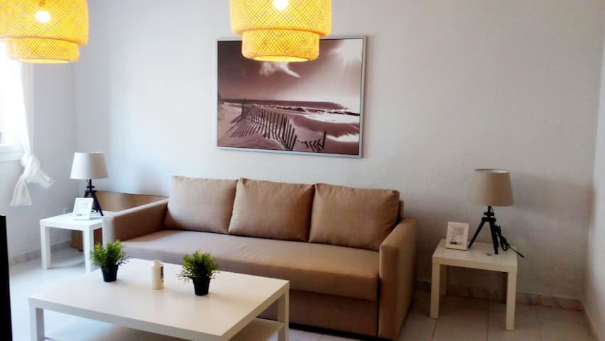 Just refubrished apartment in the heart of Moraira