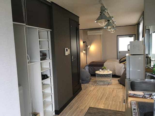 Designer Apartment in Shinjuku Area! - Shinjuku-ku - Daire