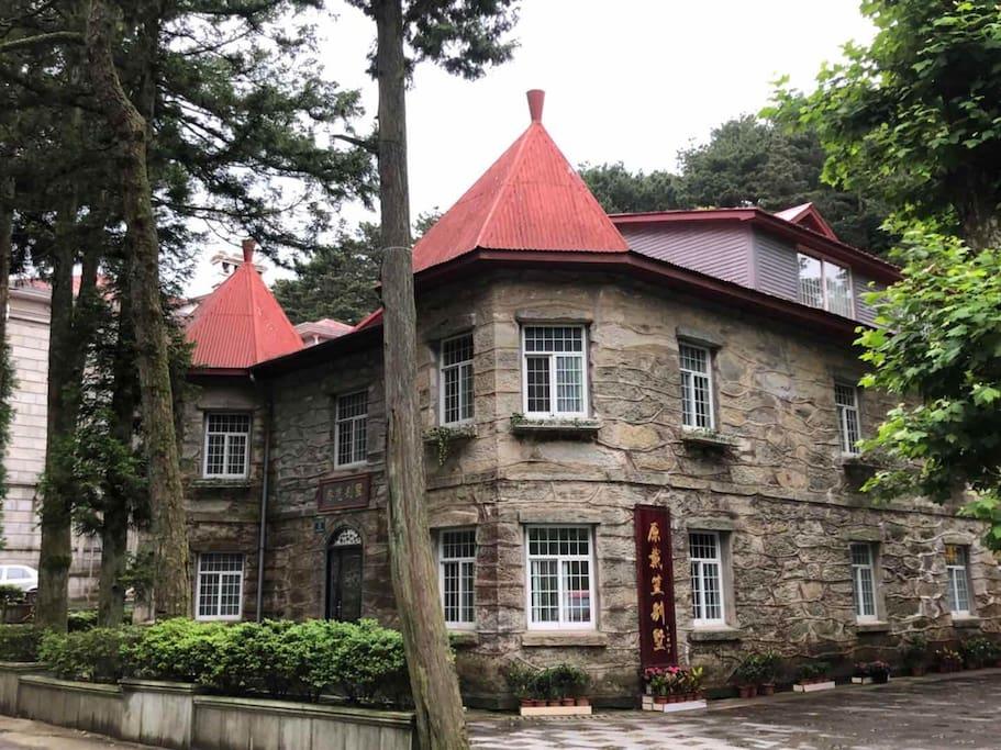 欧美风格独特的别墅