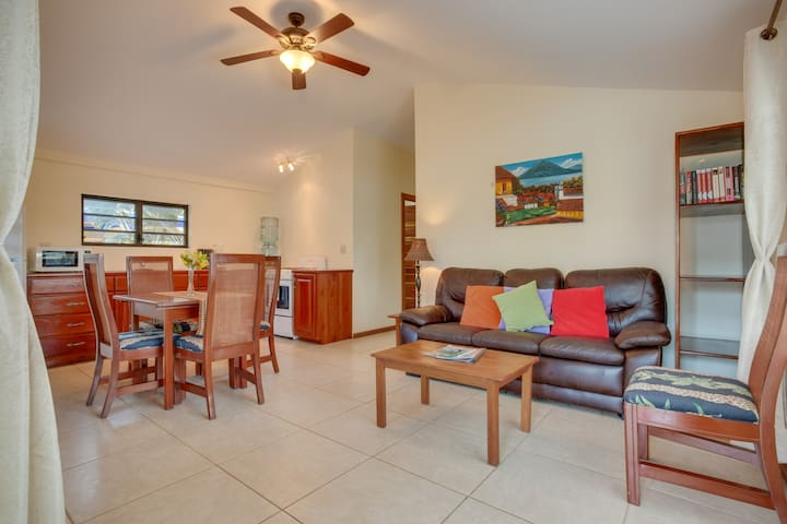 Travelers Roost Beach Front Apartment