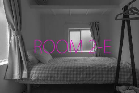 2-E / Simple room in a great location - Setagaya-ku