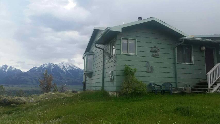 Cozy Montana Home