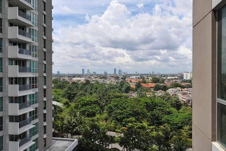 2BR High End Apartment Next to Mall - Apartment