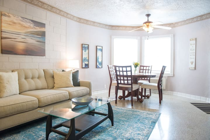 Peaceful Renovated Suite Old Northeast - TP #1