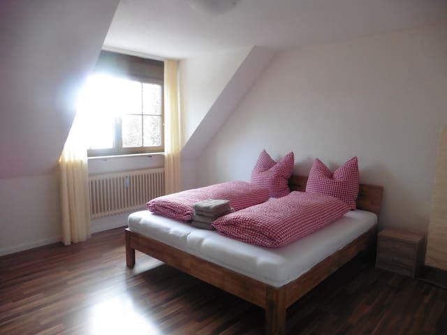 Wohnen - Schlafen - Essen alles in einem Haus - Rammingen - Apartment