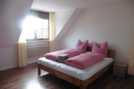 Wohnen - Schlafen - Essen alles in einem Haus - Rammingen - Lägenhet