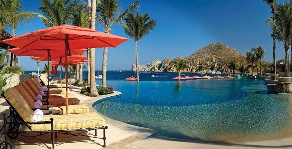 HACIENDA BEACH CLUB RESIDENCE  4303 - Cabo San Lucas - Apartamento