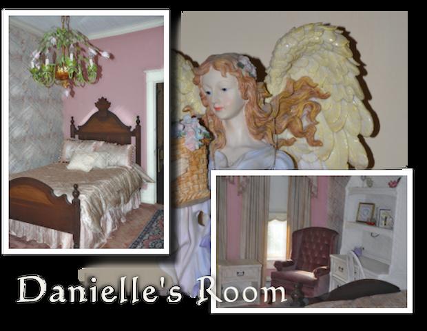 Beautiful, Victoria Room Double Bed W/Private Bath