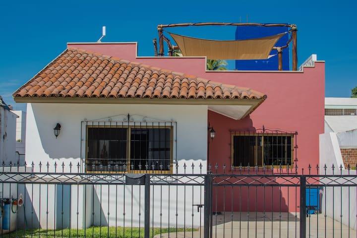 Our Casa in Barra de Navidad - Barra de Navidad - บ้าน