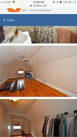 Beautiful loft available in Ardmore!!