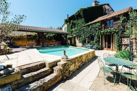 Beautiful suite in garden courtyard - Tocane-Saint-Apre