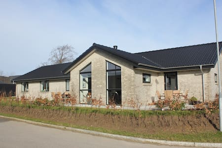 Cosy home close to beautiful nature - Mårslet
