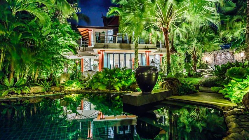 5 bedroom Villa in the Garden - TH - Villa