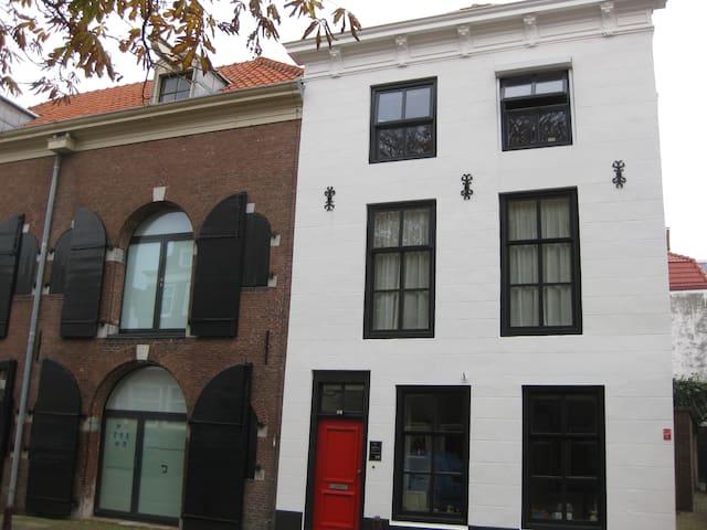 B&B de Kleyne wereld in t centrum - Vlissingen - Bed & Breakfast