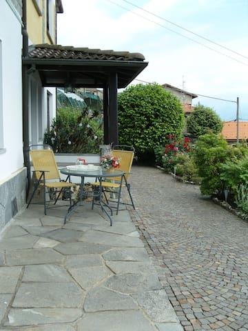 Calma e relax sul Lago Maggiore - Barbè Superiore - Wohnung
