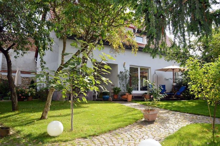 Ferienhaus in Miniaturpark - Bermersheim - Haus