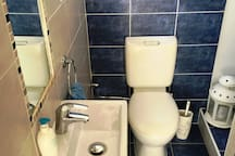 Toilet 2 (Downstairs)