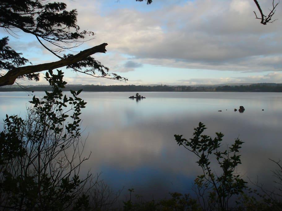 Kerry lake.