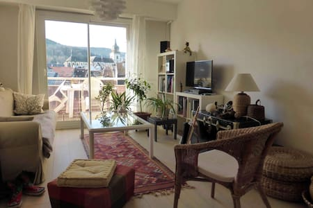 Cosy Appartement with a view - Wohnung