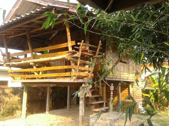 Nee's Thai Style Family HomeStay - Mae Chan  - House
