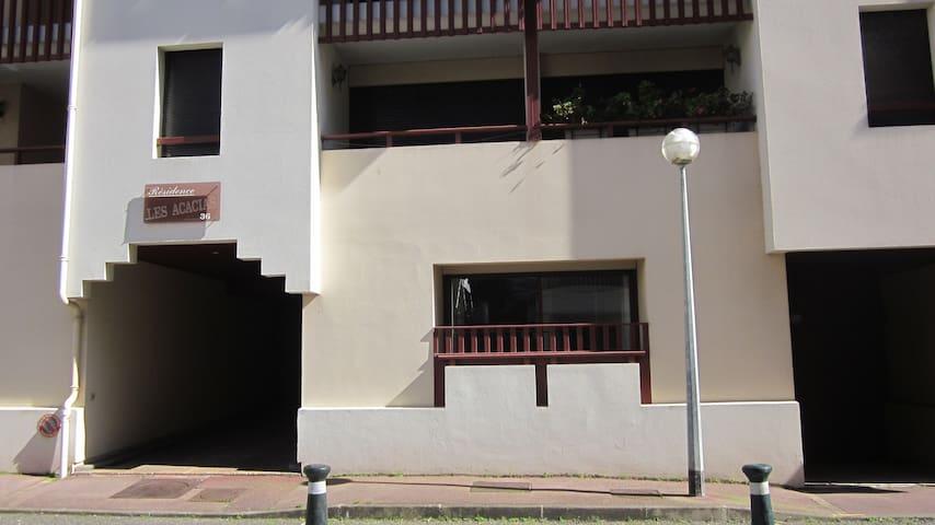 Appartement St-Jean-de-Luz 4 pers - Saint-Jean-de-Luz - Huoneisto