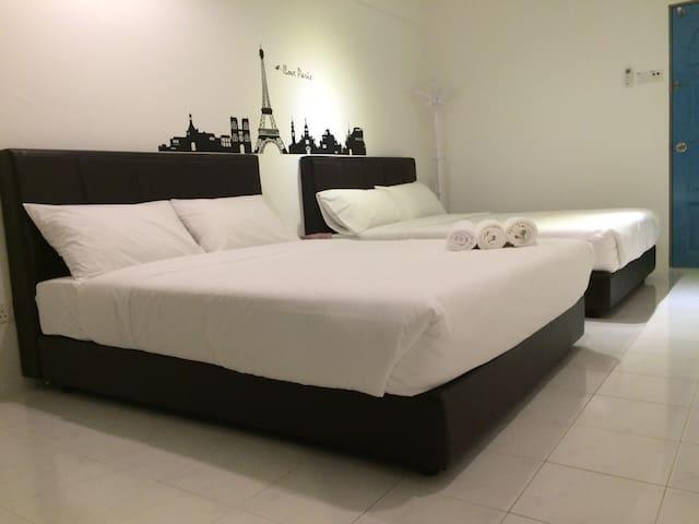 Eiffel Room - Kuala Terengganu - Apartamento
