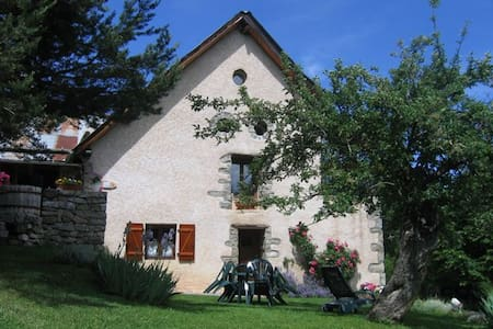 Gîte à la montagne - Saint-Jean-Saint-Nicolas - Dům