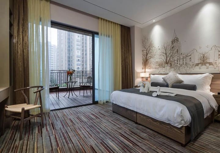 适合观景的房子/室内舒适/清新的风格/新房特惠(9)