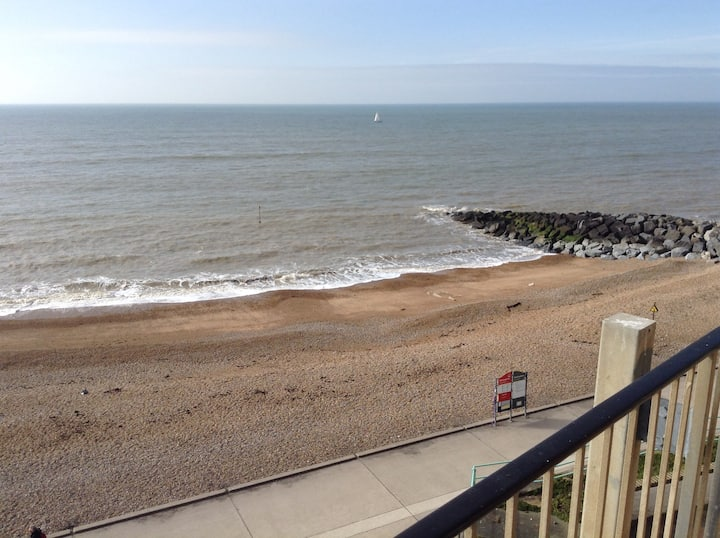 Panoramic sea views!! Rottingdean Brighton
