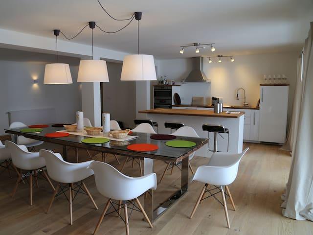 Berghaus Anna Lisa - Bergwiese - Mittelberg - Wohnung