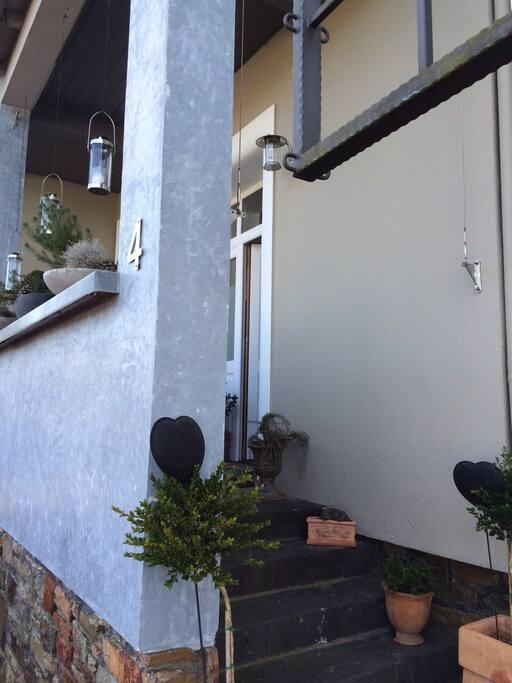 Entry / Eingang