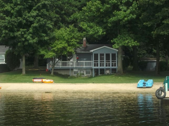 Keeler Lake Cottage