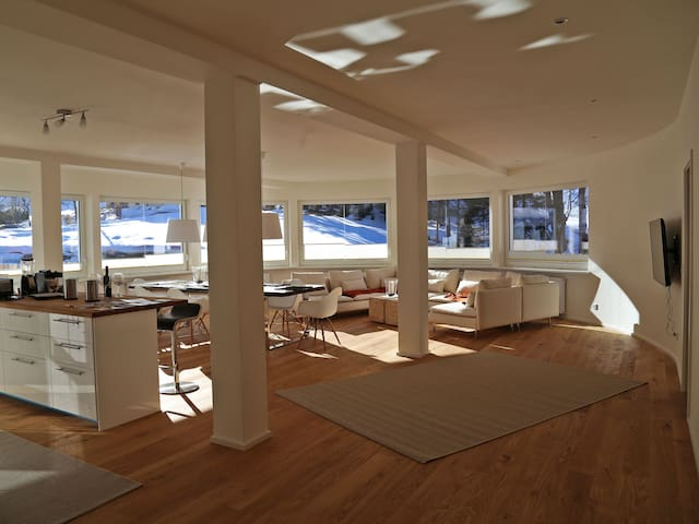 Berghaus Anna Lisa - Talgrün - Mittelberg - Wohnung