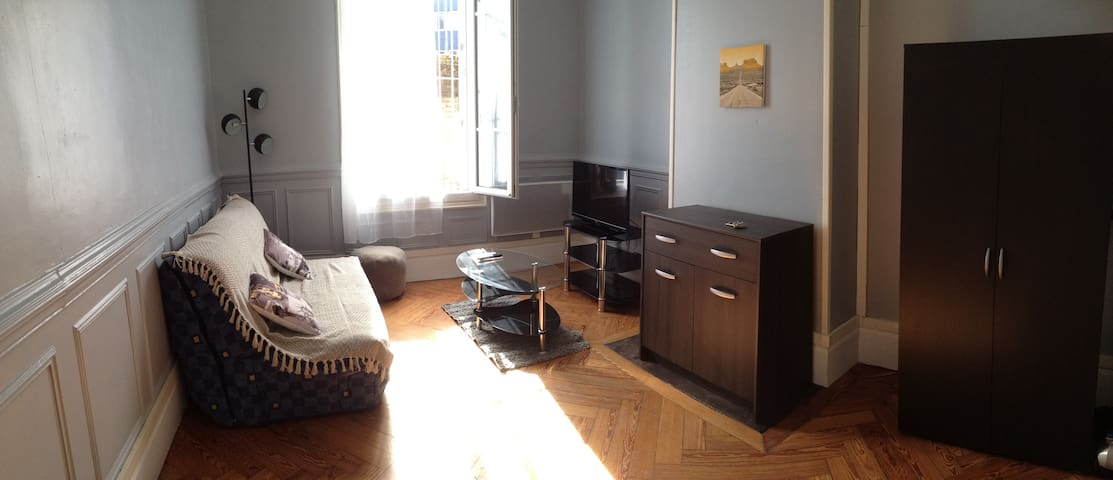 Beautiful apartment next to the station train! - Le Havre - Departamento