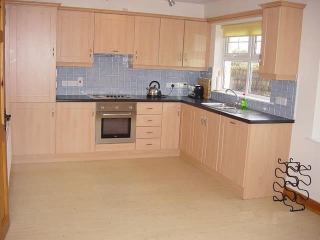 Well equipped family holiday home - Castlerock - Casa