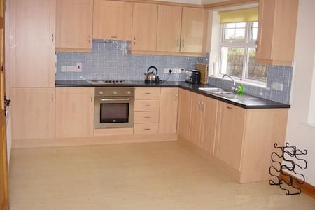 Well equipped family holiday home - Castlerock