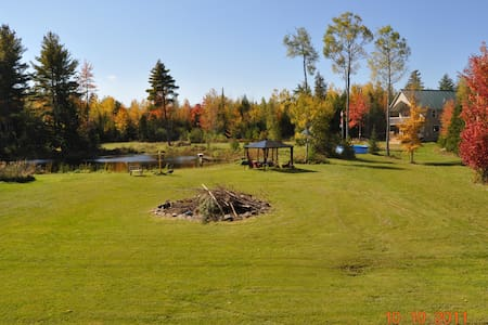 Spacious Country House in the woods - Glenburn