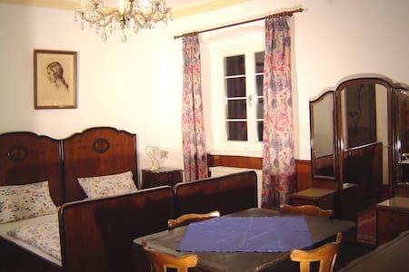 Elegantes Jugendstilzimmer - Bühlertann - อพาร์ทเมนท์