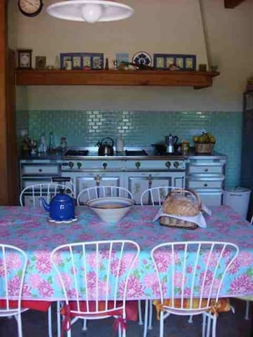 Familiar Masia Beget - Beget - Bed & Breakfast